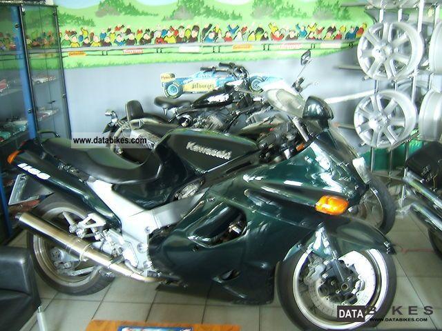 1996 Kawasaki  ZTX 100 Motorcycle Motorcycle photo