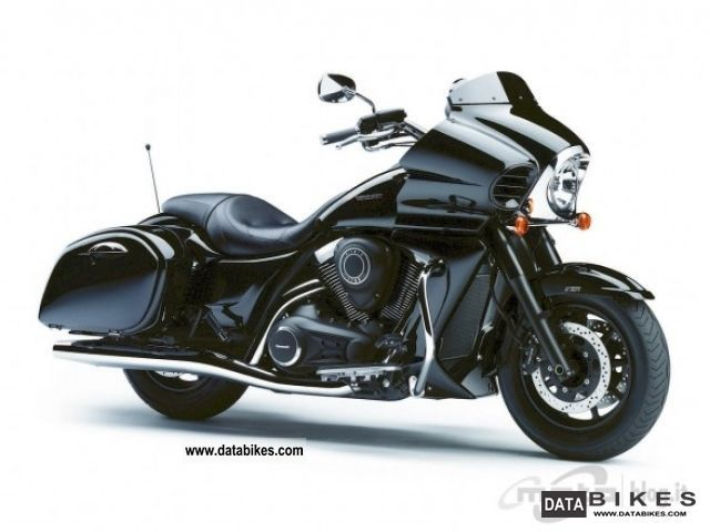 2012 Kawasaki  VOYAGER CUSTOM Motorcycle Chopper/Cruiser photo