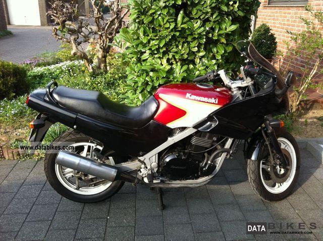 1990 Kawasaki  GPZ 500 Motorcycle Motorcycle photo