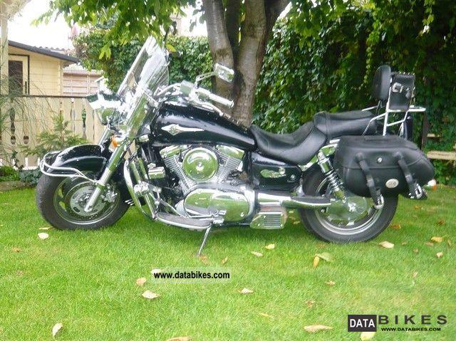 2004 Kawasaki  UN KAWA Motorcycle Chopper/Cruiser photo