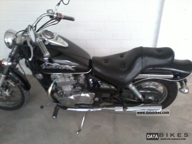 2001 Kawasaki  EN 500 A Motorcycle Chopper/Cruiser photo