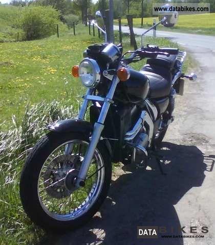 2000 Kawasaki  EL 252 Motorcycle Chopper/Cruiser photo