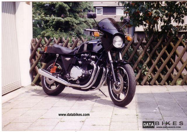 1980 Kawasaki  Z1R Motorcycle Motorcycle photo