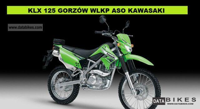 2011 Kawasaki  KLX 125 NOWY, RATY, VAT 23%, SALON POLSKA Motorcycle Enduro/Touring Enduro photo