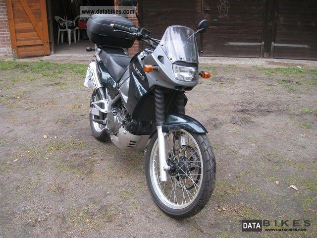 2002 Kawasaki  KLE 500 Motorcycle Enduro/Touring Enduro photo