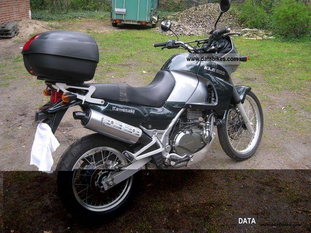 2002 kawasaki kle 500 Kawasaki ZX6RR Kawasaki ER 5 2003 Model