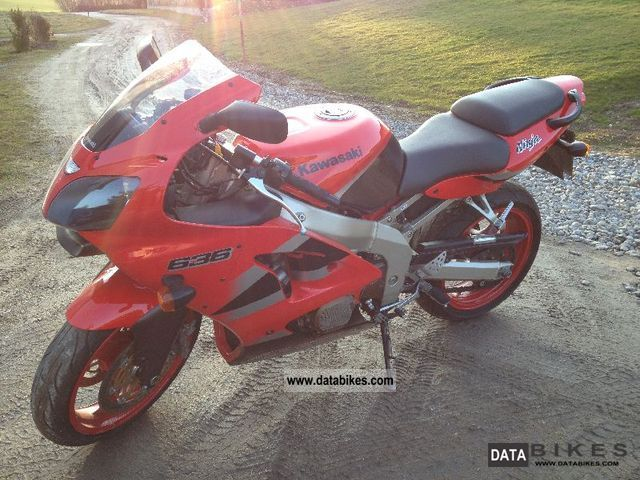 2003 Kawasaki  ZX636A Motorcycle Sports/Super Sports Bike photo