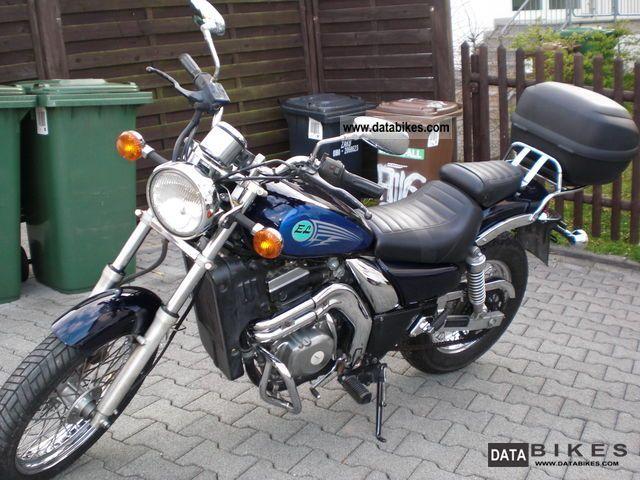1994 Kawasaki  eliminator 250 Motorcycle Chopper/Cruiser photo