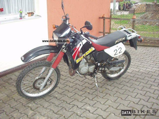 2001 Kawasaki  KMX Motorcycle Lightweight Motorcycle/Motorbike photo