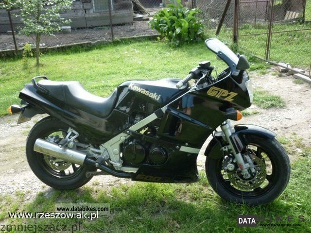 1991 Kawasaki  GPZ 600R Motorcycle Other photo