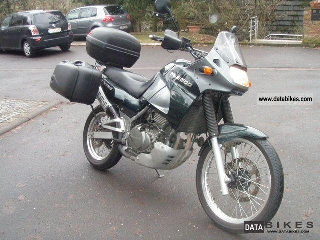 2006 Kawasaki  KLE 500 Motorcycle Enduro/Touring Enduro photo