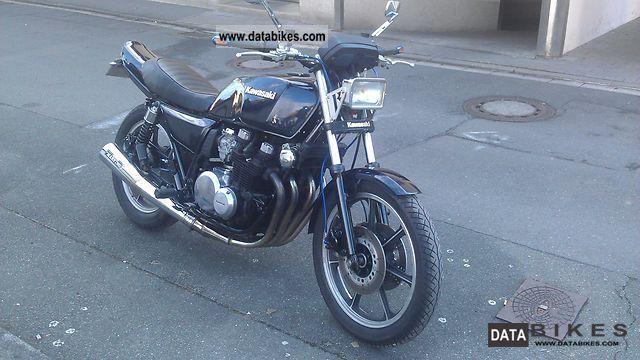 1987 Kawasaki  Z 750 Motorcycle Motorcycle photo