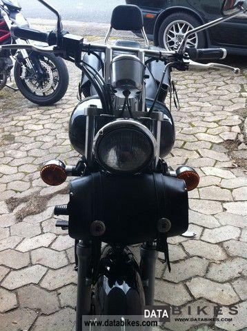 1998 Kawasaki  Eliminator Motorcycle Lightweight Motorcycle/Motorbike photo
