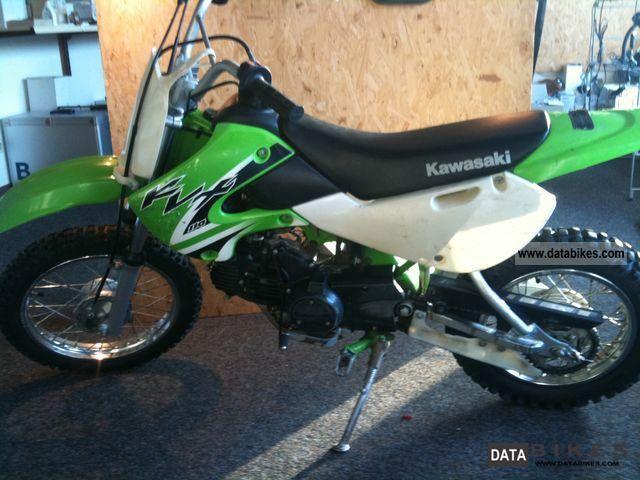 2007 Kawasaki  klx 110 Motorcycle Rally/Cross photo