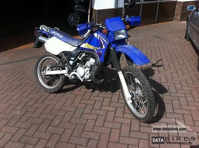 2000 Kawasaki  MX125 Motorcycle Enduro/Touring Enduro photo