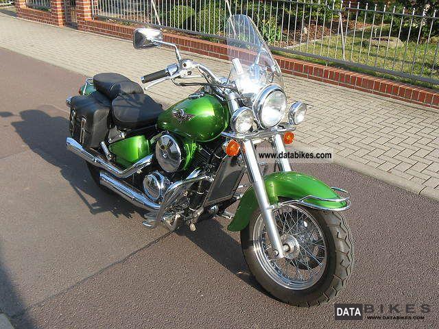 2002 Kawasaki  VN 800 Motorcycle Chopper/Cruiser photo