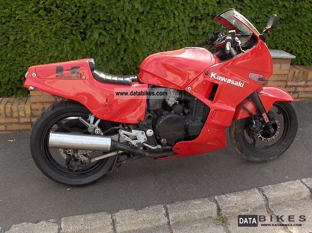 1988 Kawasaki  GPX 750 R Motorcycle Sports/Super Sports Bike photo
