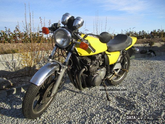 1980 Kawasaki  z 650 Motorcycle Tourer photo