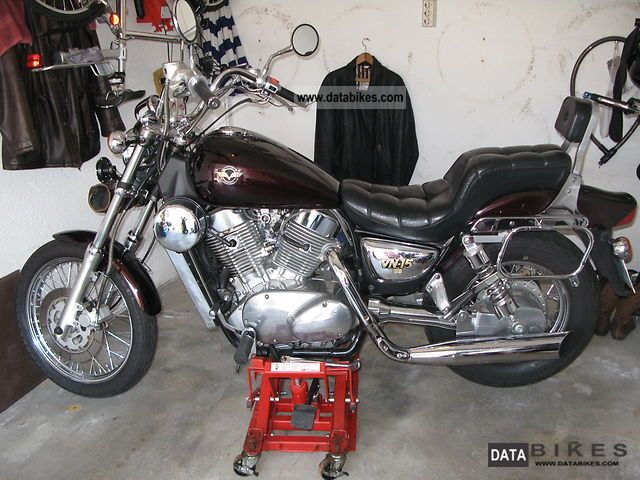 1993 Kawasaki  VN 1500 SE Motorcycle Chopper/Cruiser photo