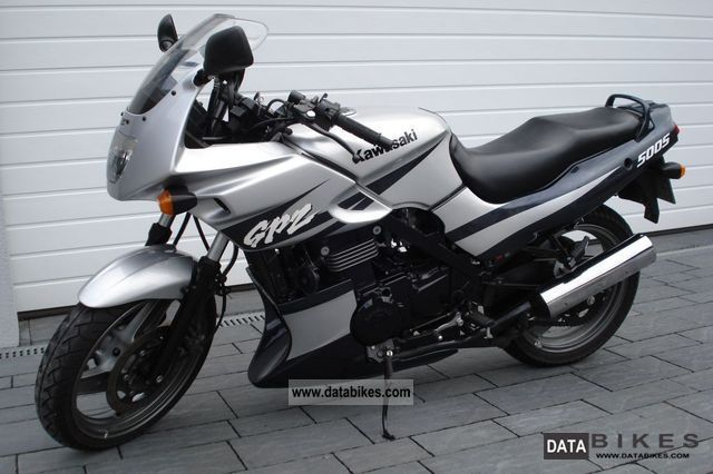 2002 Kawasaki  500 S GPS Motorcycle Motorcycle photo