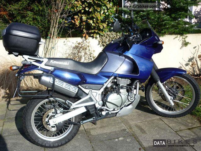 2001 Kawasaki  KLE 500 Motorcycle Enduro/Touring Enduro photo