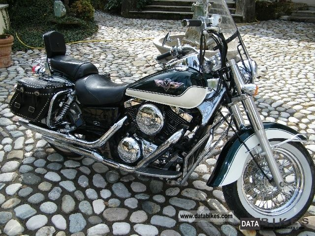 Kawasaki  VNT 50 D 1997 Chopper/Cruiser photo