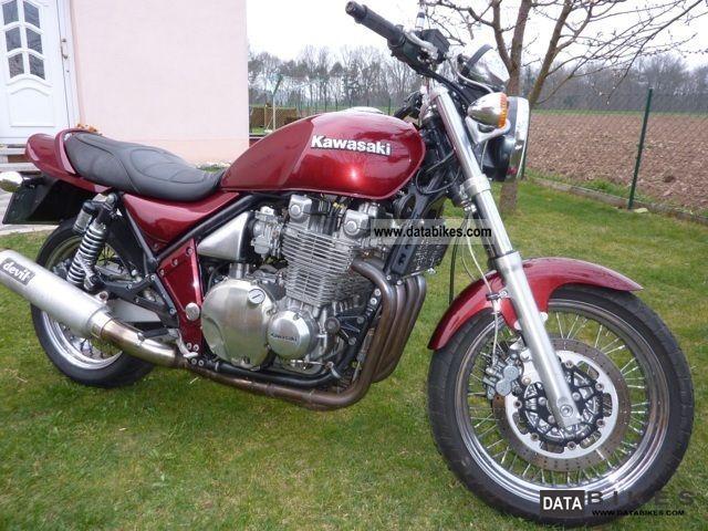 1996 Kawasaki  ZRT 10 A Motorcycle Naked Bike photo
