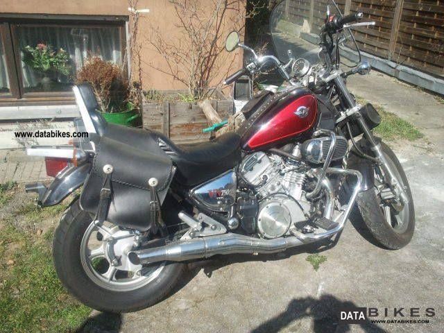 1995 Kawasaki  twin 750 Motorcycle Chopper/Cruiser photo