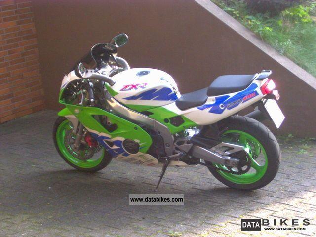 Kawasaki  zxr 1995 Sports/Super Sports Bike photo