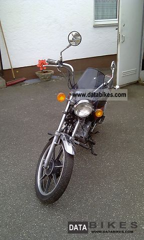 1984 Kawasaki  Z250LTD Motorcycle Chopper/Cruiser photo