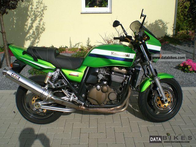 2005 Kawasaki  ZRX 1200 R Motorcycle Motorcycle photo