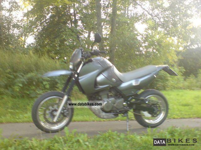 1991 Kawasaki  KLE 500 Supermoto Motorcycle Super Moto photo