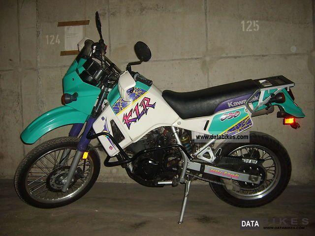 1994 Kawasaki  KLR 650 Motorcycle Enduro/Touring Enduro photo