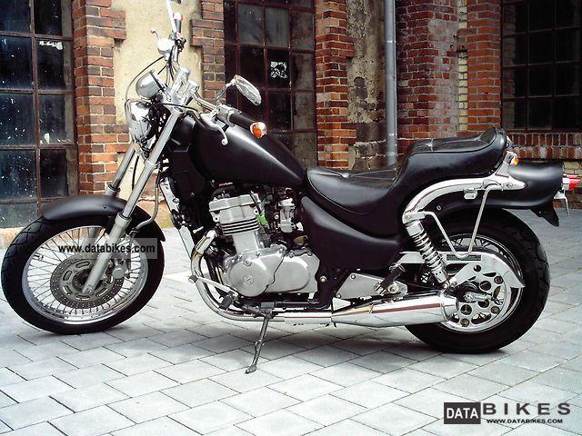 1996 Kawasaki  EN 500 Motorcycle Chopper/Cruiser photo