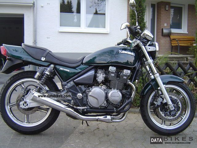 1990 Kawasaki  Zephyr 550 Motorcycle Motorcycle photo