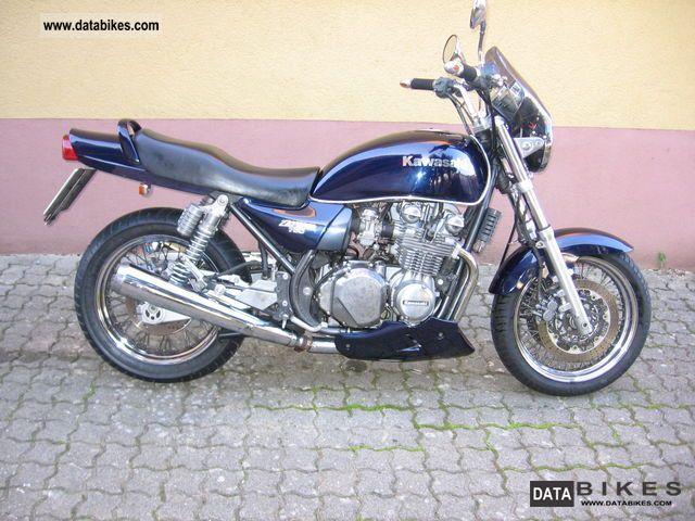 1997 Kawasaki  ZR 750 Zephyr Motorcycle Naked Bike photo
