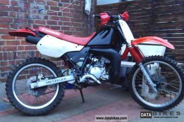 1997 Kawasaki Mx 125 B
