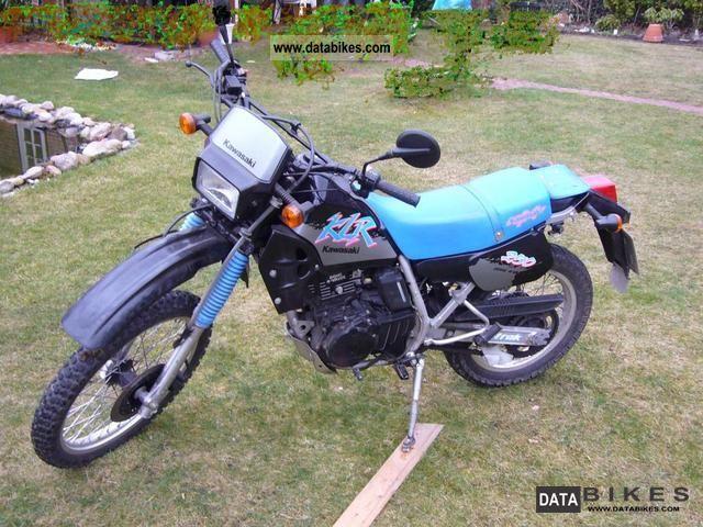 1992 Kawasaki  KL 250 D Motorcycle Enduro/Touring Enduro photo