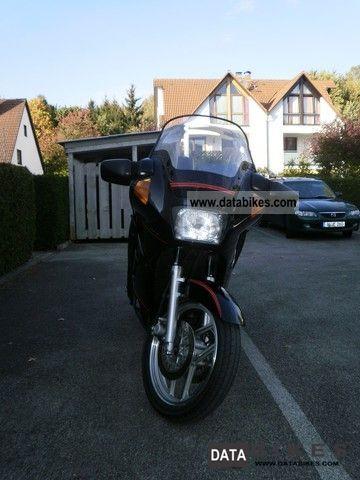 1993 Kawasaki  1000 GTR Motorcycle Tourer photo
