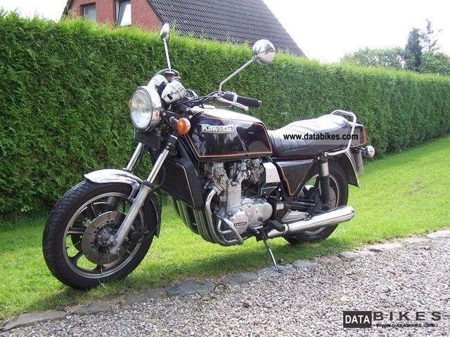 1984 Kawasaki  Z 1300 Motorcycle Tourer photo