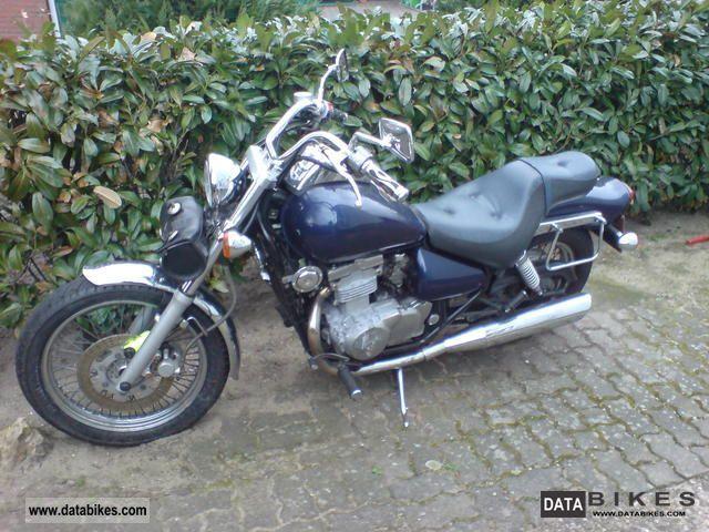 1999 Kawasaki  EN 500 Motorcycle Chopper/Cruiser photo