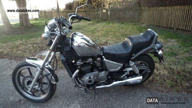 1988 Kawasaki  450 LTD Motorcycle Chopper/Cruiser photo