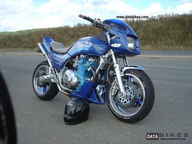1984 Kawasaki  GPZ 1100 UT Fighter / Bike Show Motorcycle Sports/Super Sports Bike photo
