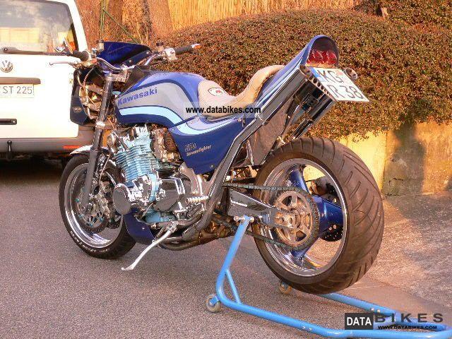 1984 Kawasaki Gpz 1100 Ut Fighter Bike Show