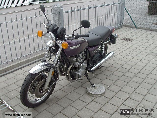 Kawasaki  Z 650 B 1978 Vintage, Classic and Old Bikes photo