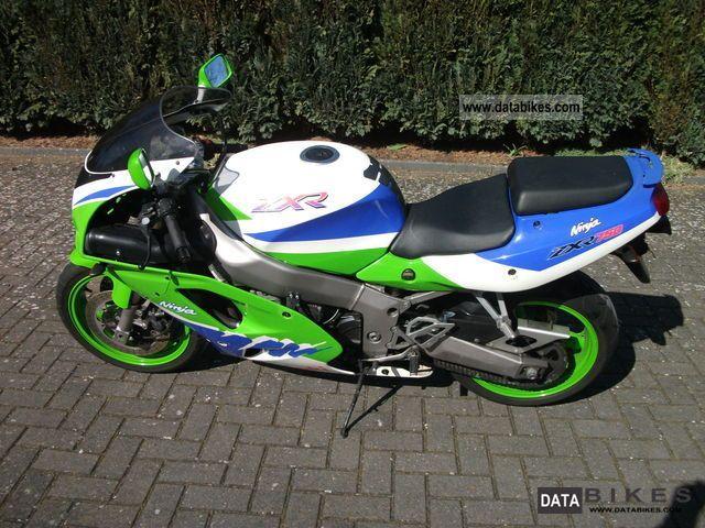 Kawasaki  zxr 2000 Sports/Super Sports Bike photo