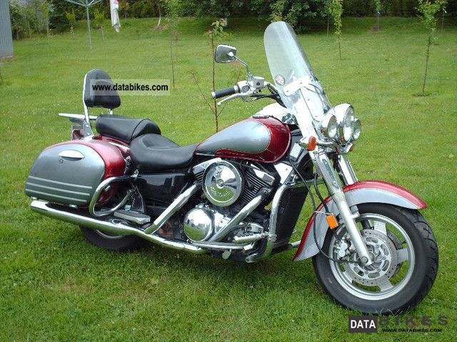 2004 Kawasaki  Vulcan Nomad Motorcycle Chopper/Cruiser photo