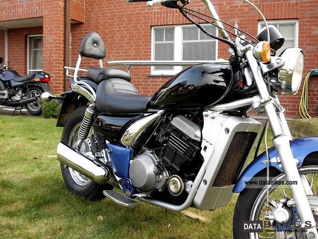 1989 Kawasaki  250 EL B Motorcycle Chopper/Cruiser photo