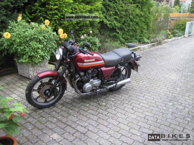 1986 Kawasaki  Z 750 Motorcycle Sport Touring Motorcycles photo