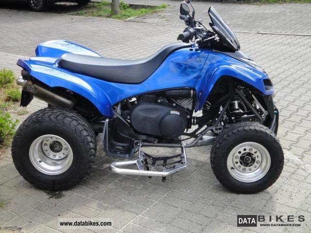 2010 Kawasaki  Kfx 700 Motorcycle Quad photo